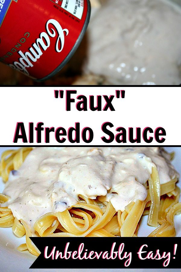 Unbelievably Easy Faux Alfredo Sauce Recipe A Slob Comes Clean
