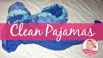 pajamas fb at ASlobComesClean.com