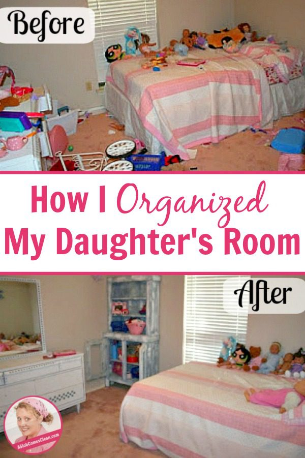 My Little Girl\'s Room Is Organized . . . Am I on a Roll Here ...