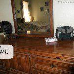 Decluttering the Dresser  (Again)