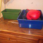 Decluttering the Boys' Room