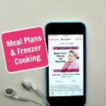 Podcast 21 Meal Plans Freezer Cooking at ASlobComesClean.com pin