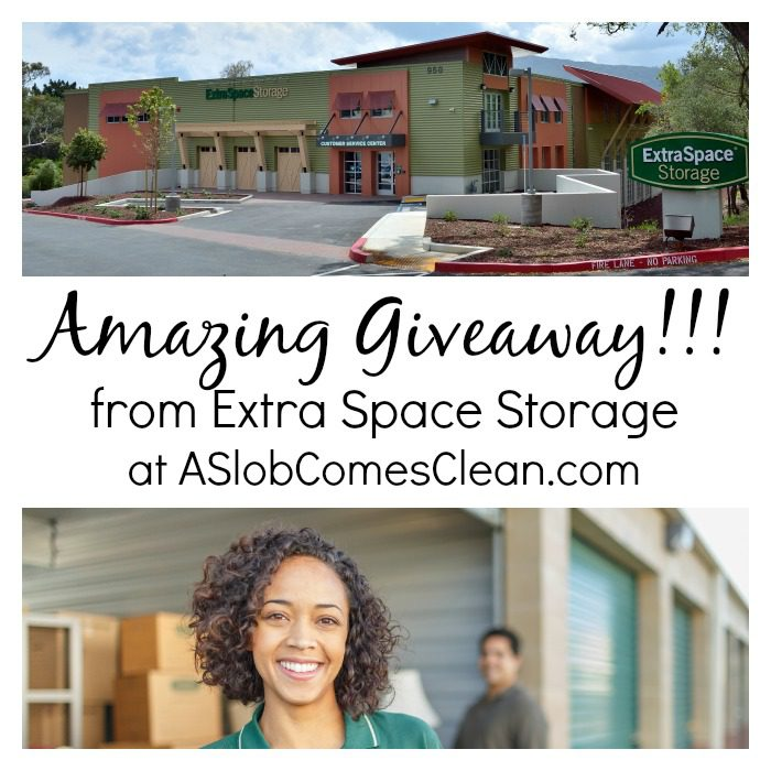 Big Giveaway from Extra Space Storage