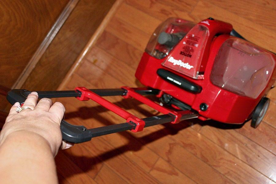 Rug Doctor Portable Spot Cleaner At Aslobcomesclean Com