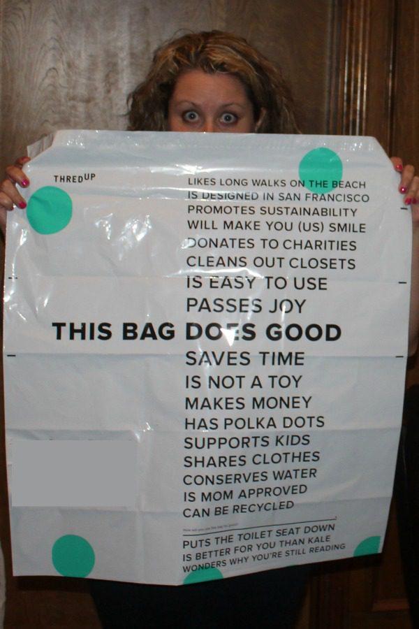 Thredup Bag A Slob Comes Clean