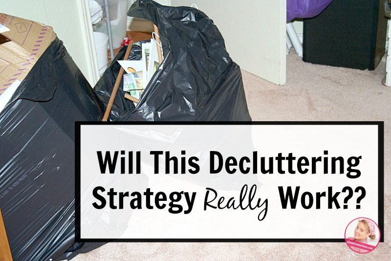 Two Decluttering Questions Will This Strategy Really Work at ASlobComesclean.com