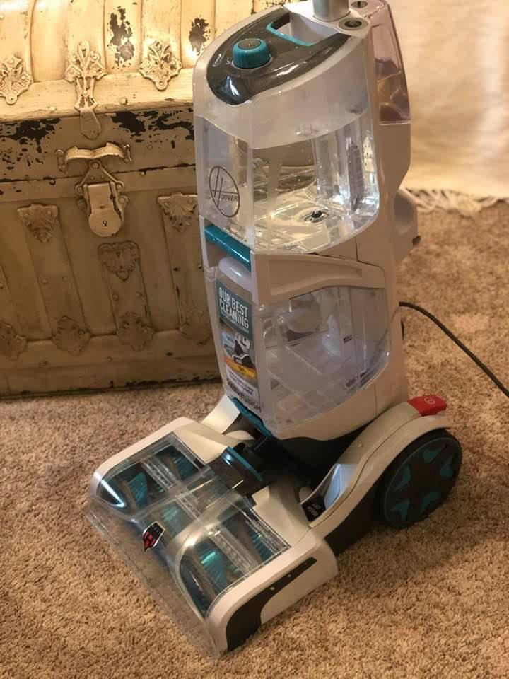 SmartWash Carpet Cleaner by Hoover
